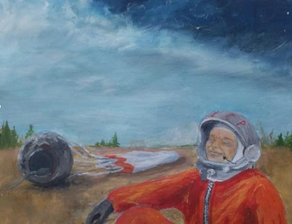 «Первый полет» – подвиг первого космонавта Юрия Гагарина