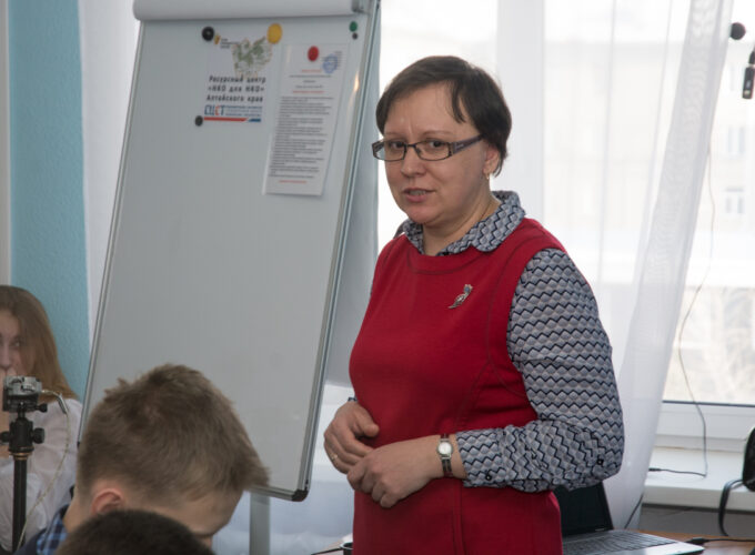 Лекторий АКО РГО-15